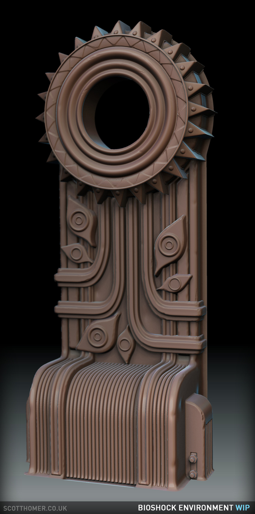 Obrázky BioShocku v enginu od Cryteku 68712