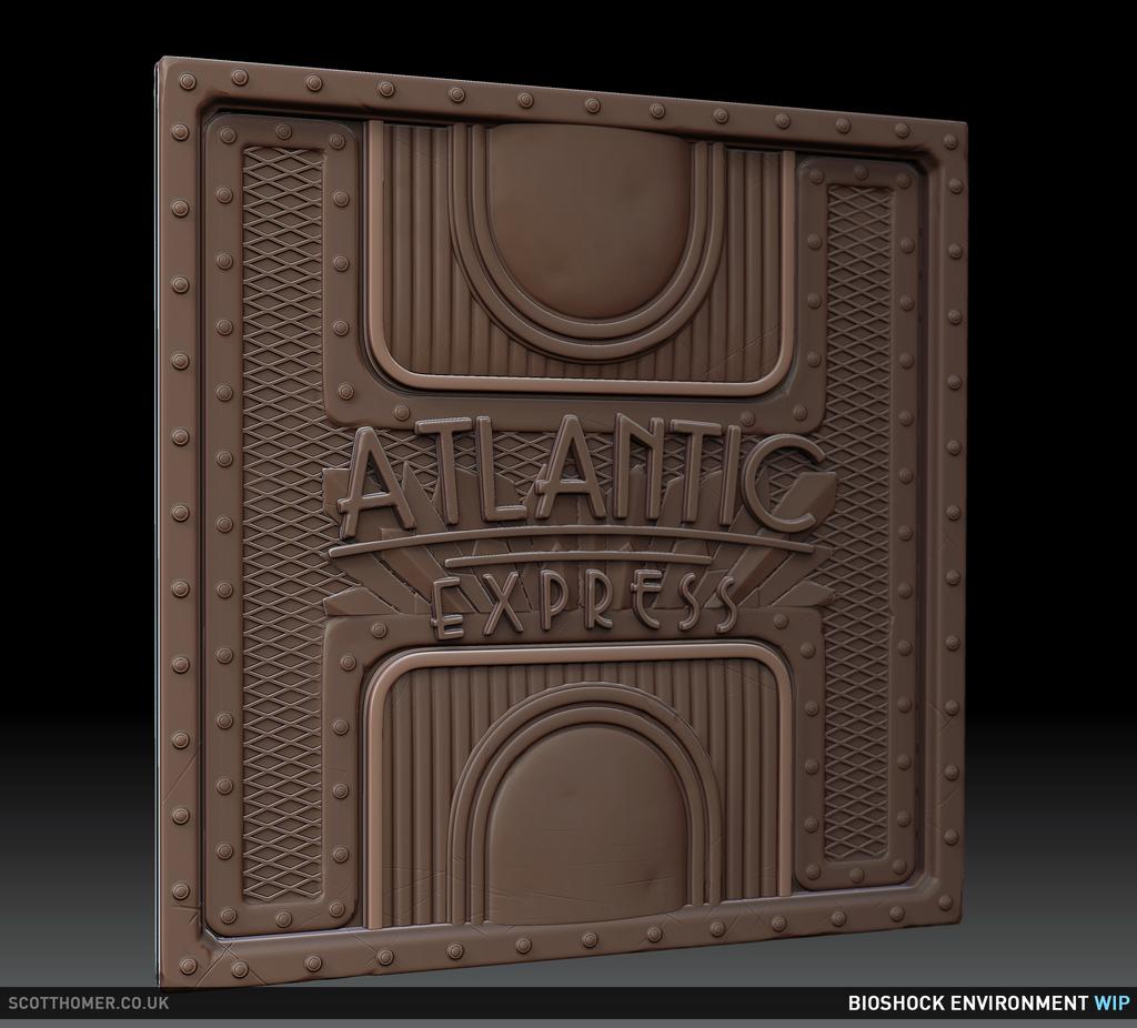 Obrázky BioShocku v enginu od Cryteku 68713