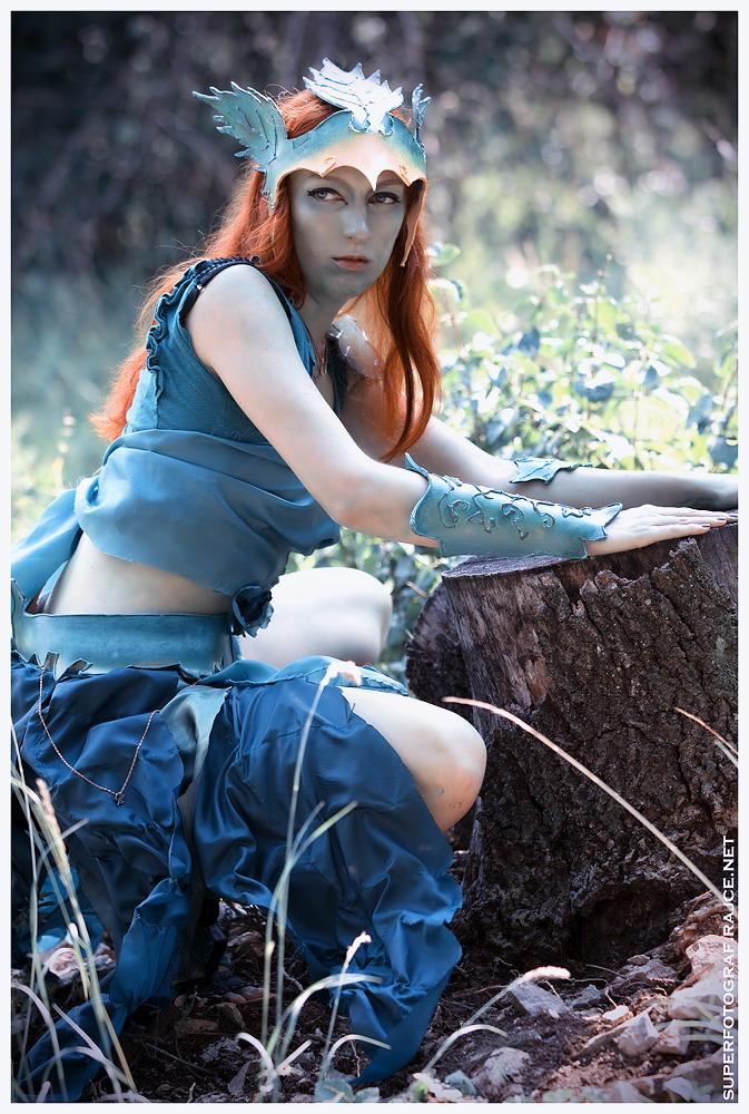 Český cosplay v Guild Wars 2 - živá Sylvari 68767