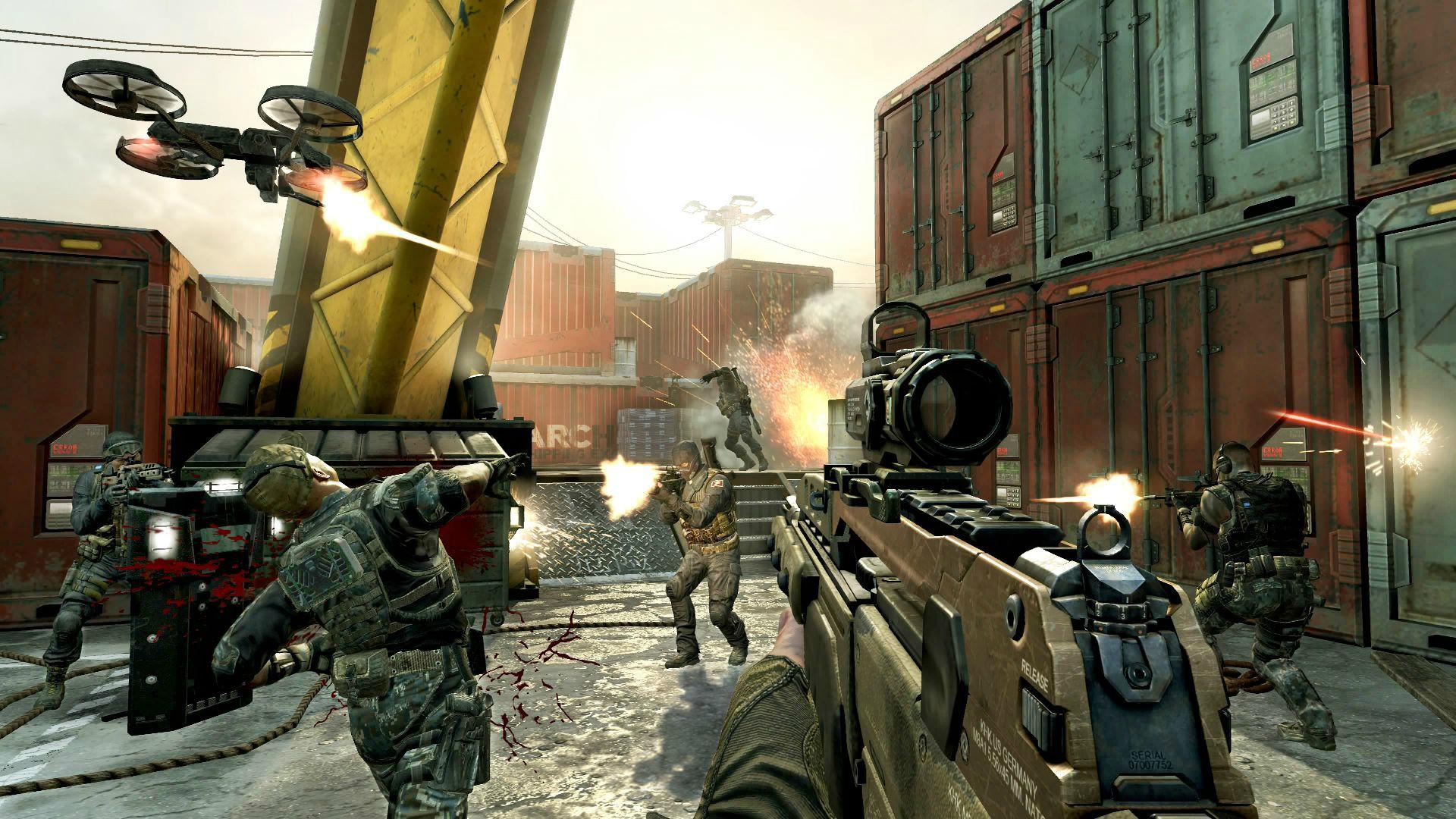 Call of Duty: Black Ops 2 – ozvěny minulosti 68821