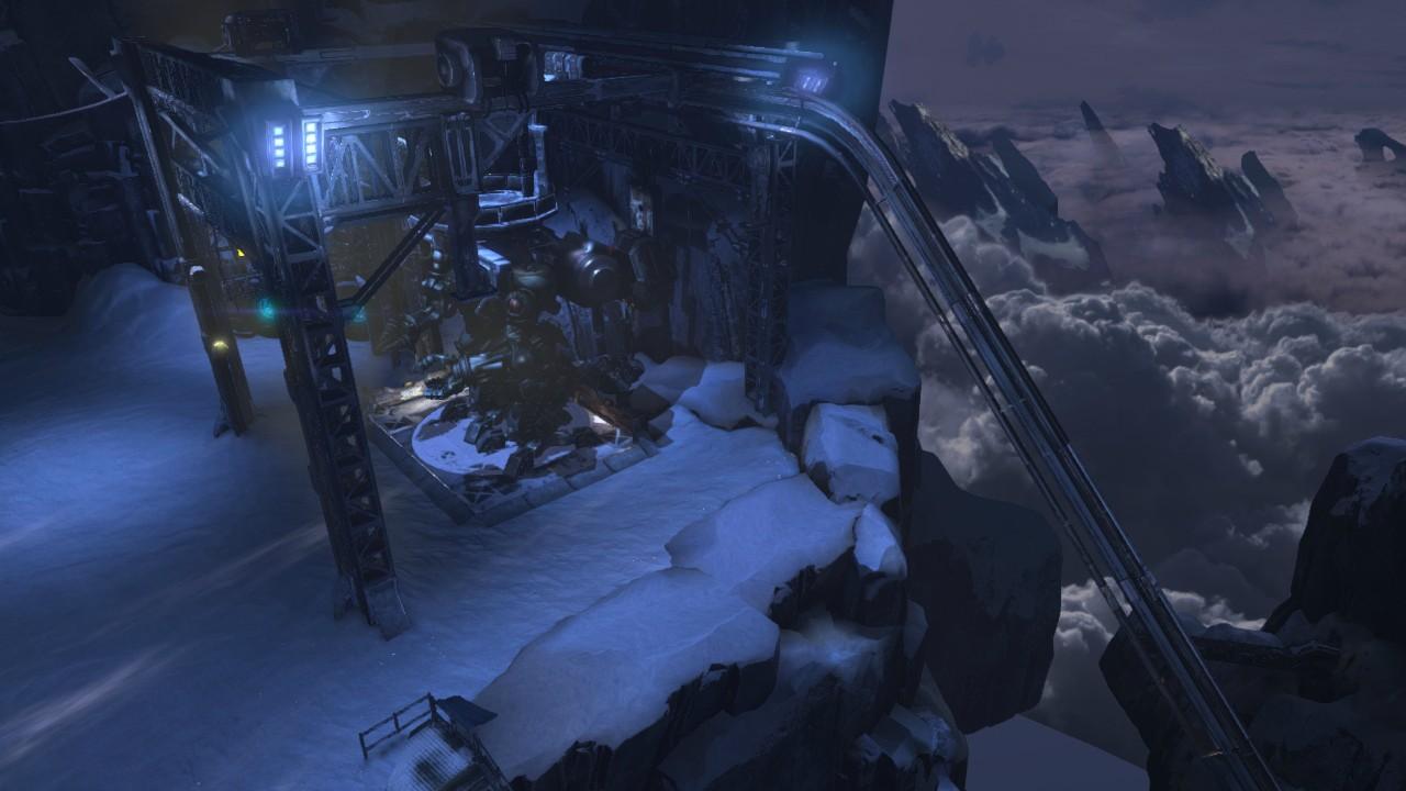 Trailer a obrázky ze zamrzlého Lost Planet 3 68853