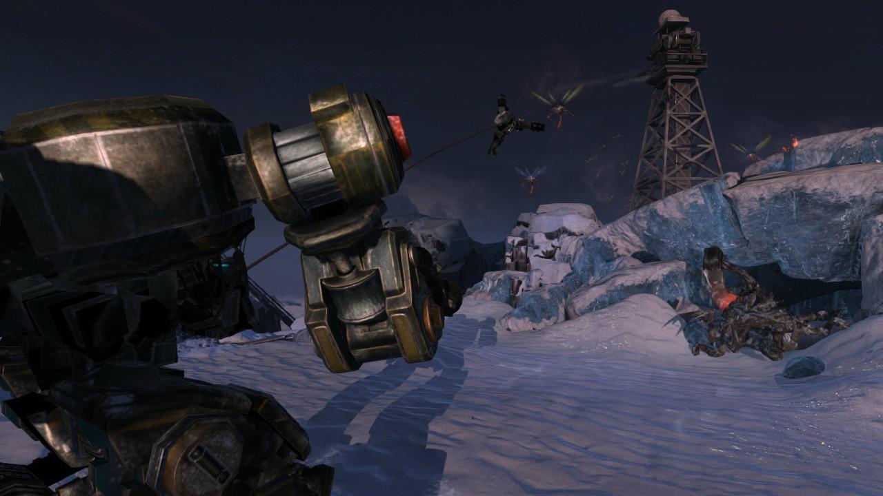 Trailer a obrázky ze zamrzlého Lost Planet 3 68855