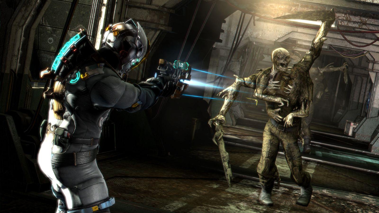 Nové hororové záběry z Dead Space 3 68869