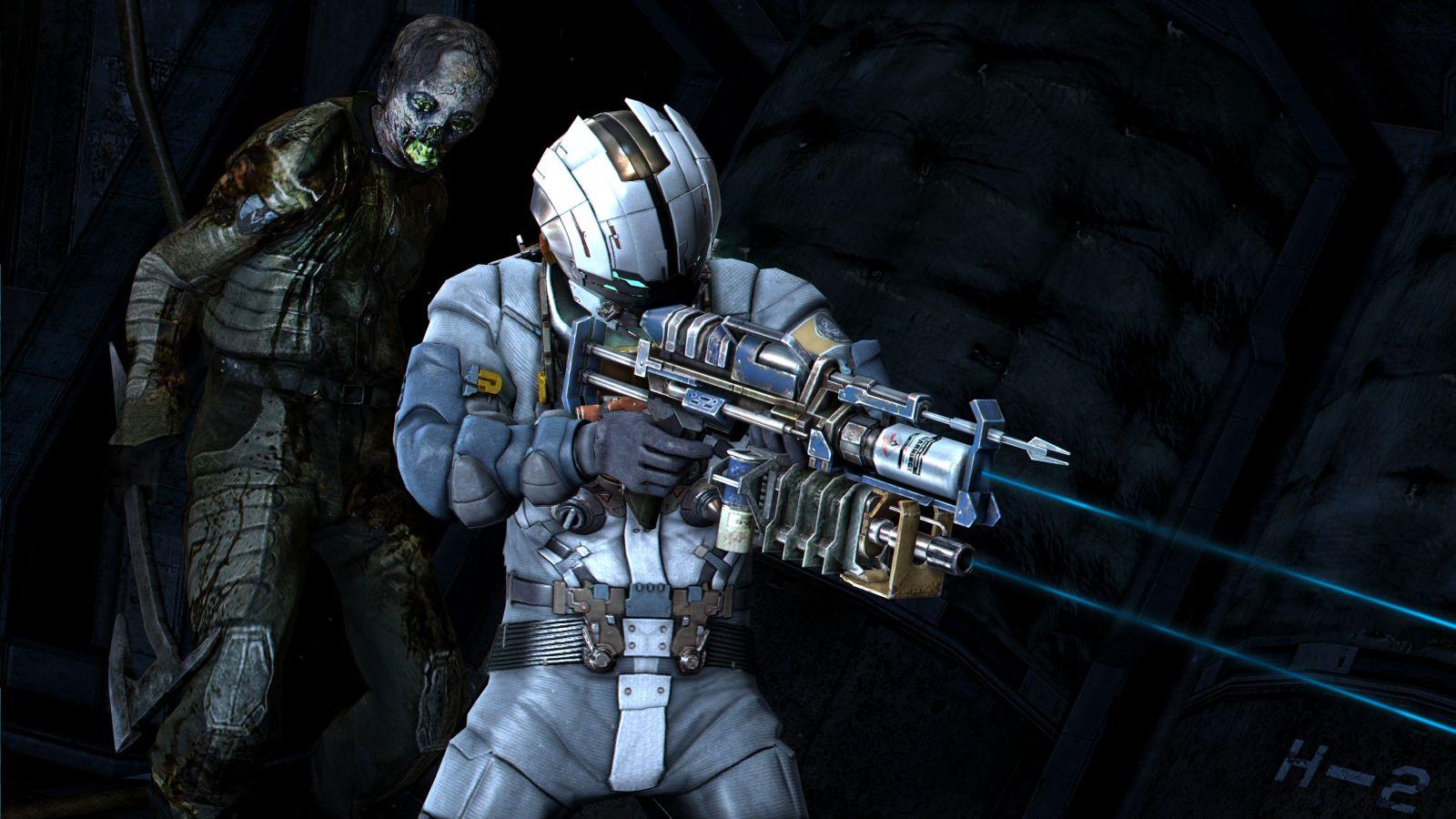 Nové hororové záběry z Dead Space 3 68870