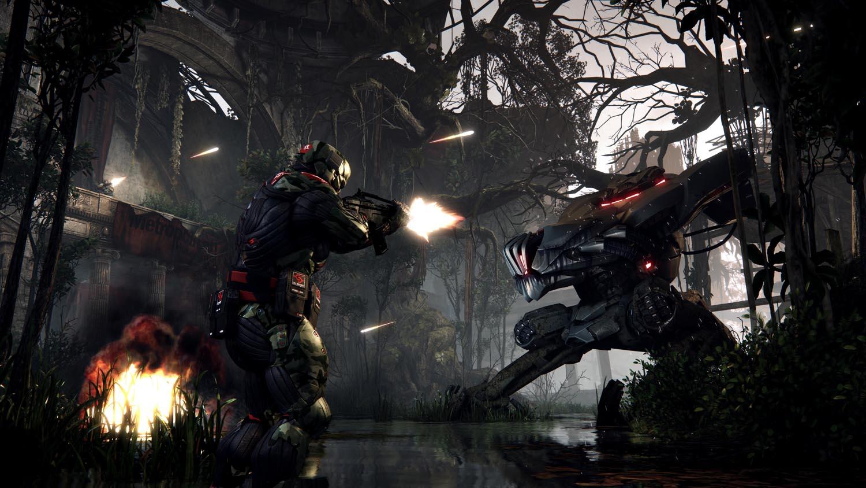 Odhalen multiplayerový Hunter mód z Crysis 3 68877