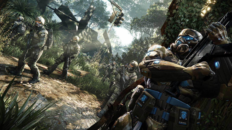 Odhalen multiplayerový Hunter mód z Crysis 3 68878