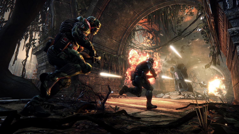 Odhalen multiplayerový Hunter mód z Crysis 3 68879