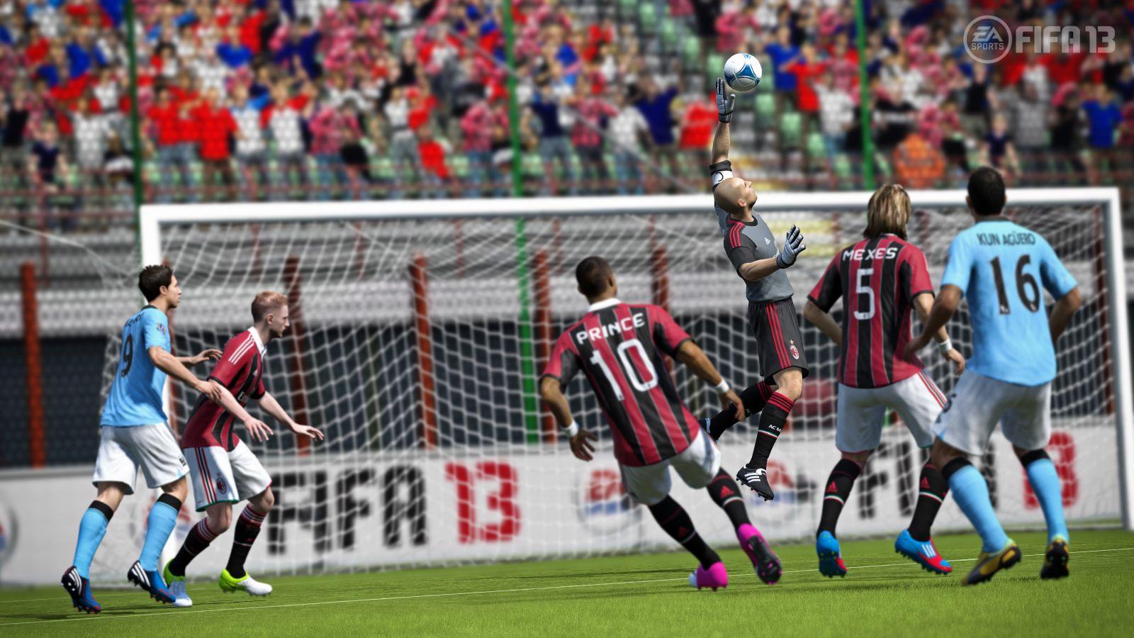 FIFA 13: dojmy z prezentace z Edenu 68886