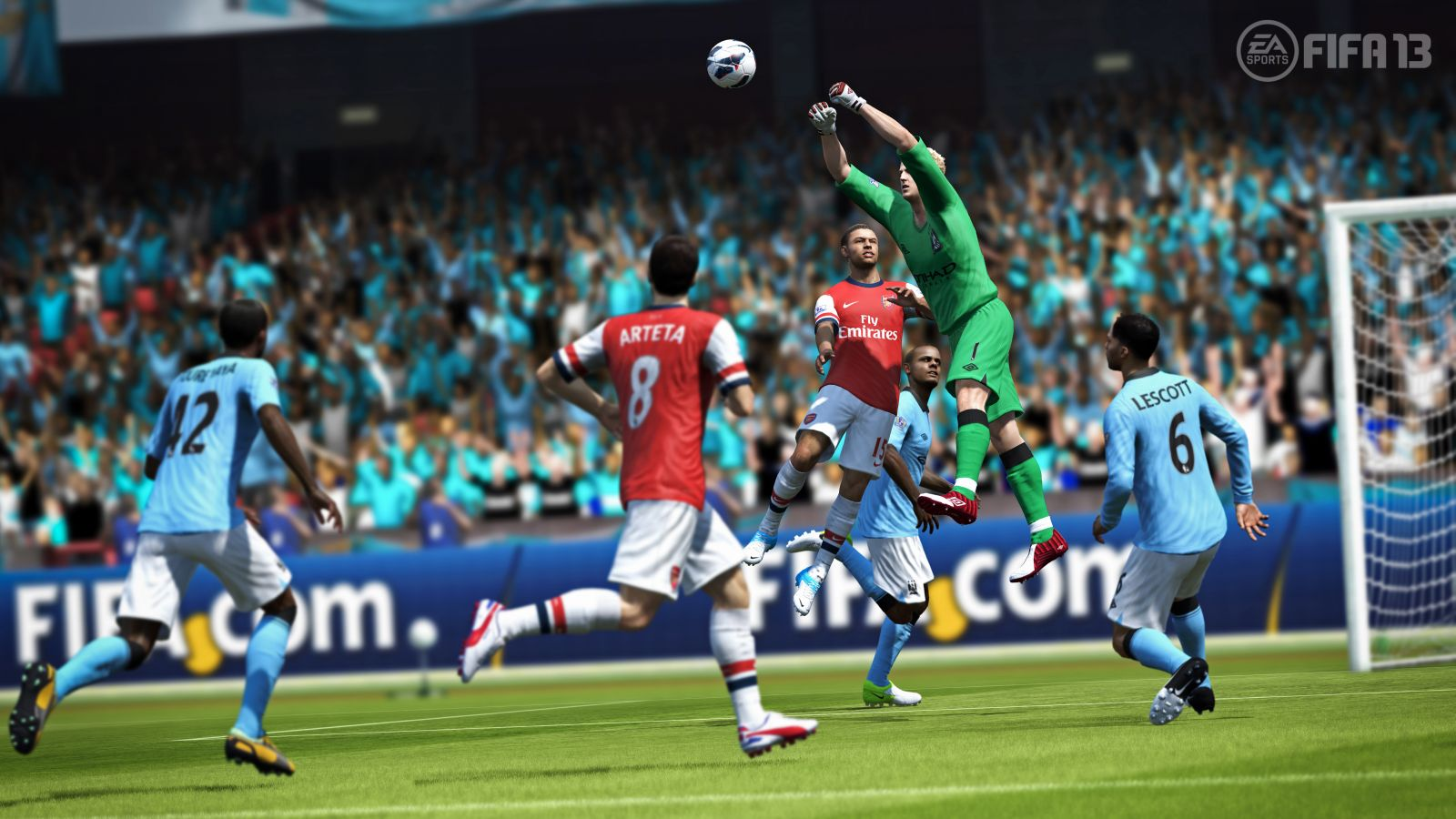 FIFA 13: dojmy z prezentace z Edenu 68888