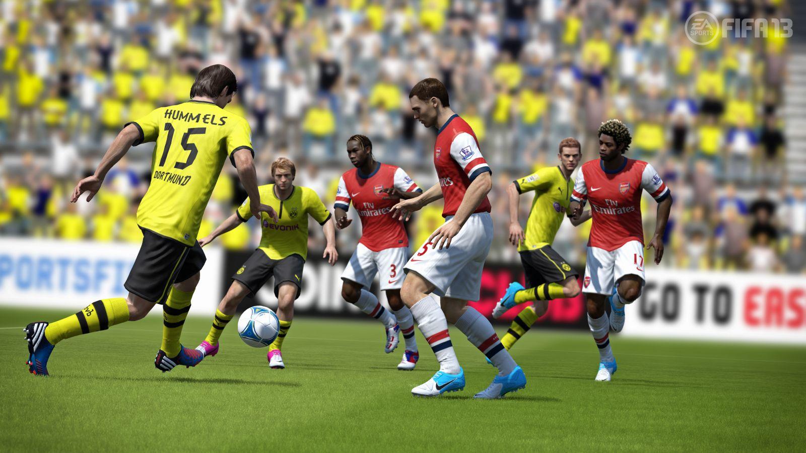 FIFA 13: dojmy z prezentace z Edenu 68889