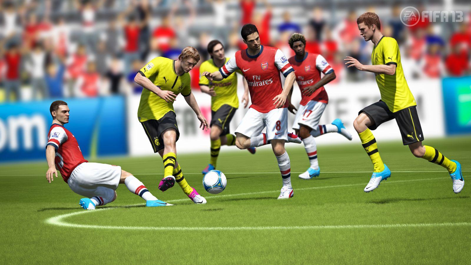 FIFA 13: dojmy z prezentace z Edenu 68890