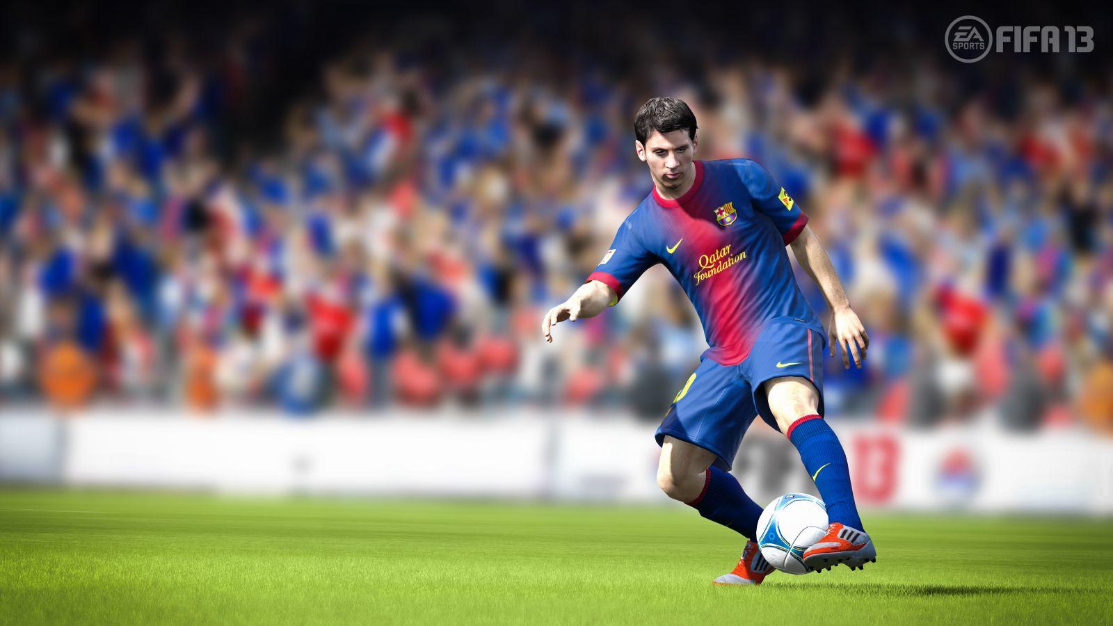 FIFA 13: dojmy z prezentace z Edenu 68892