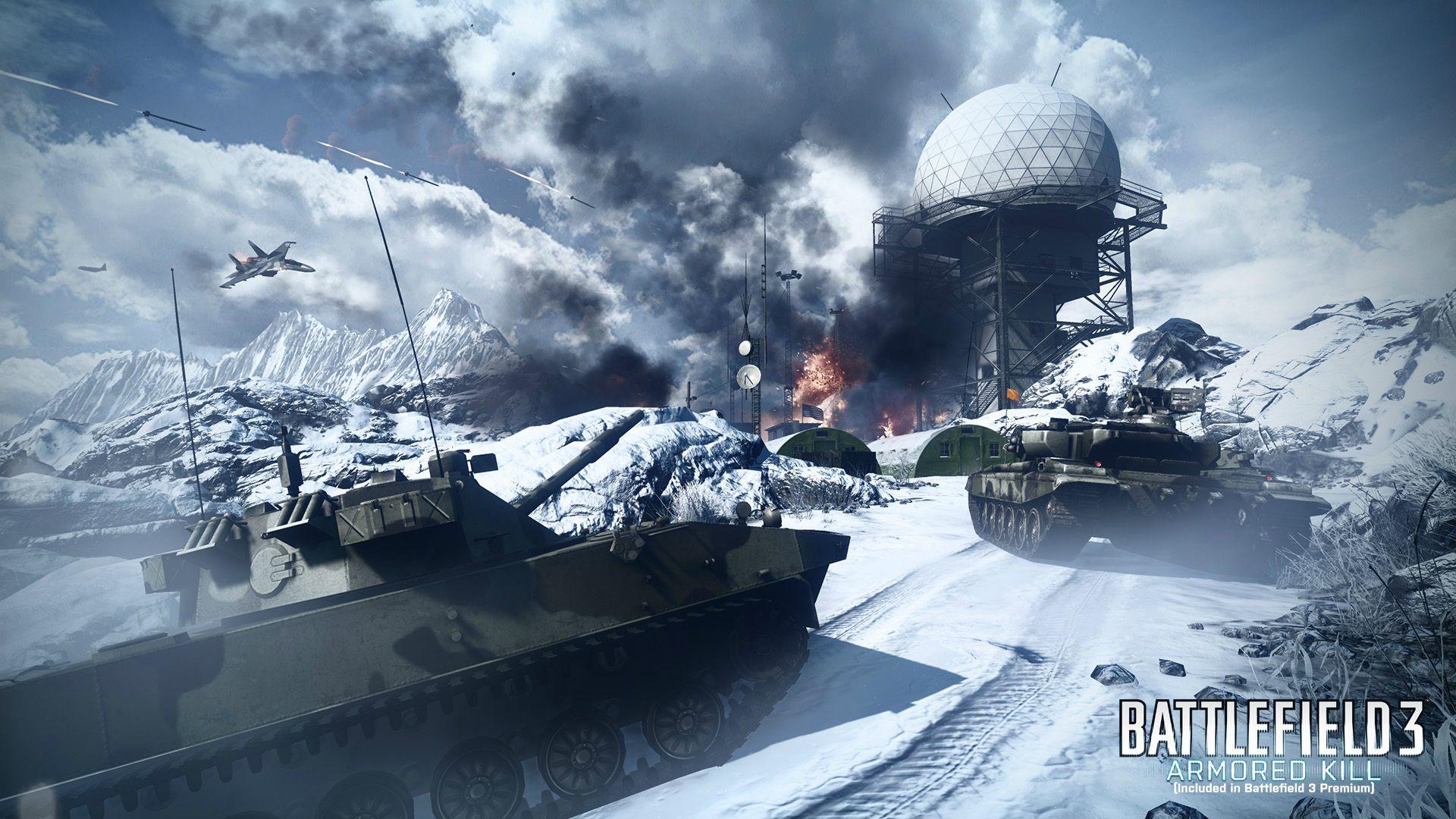 Premium edice Battlefieldu 3 skutečností 68897