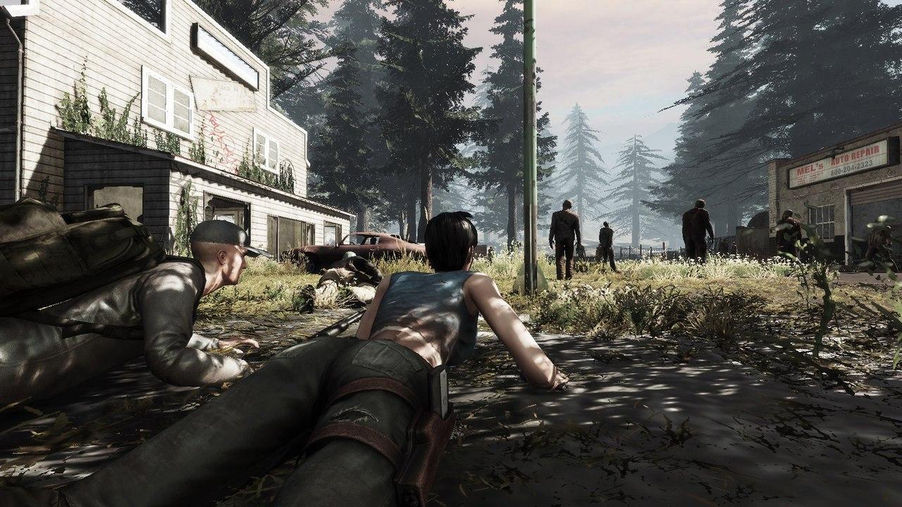 Nové obrázky ze zombie MMO The War Z 68969