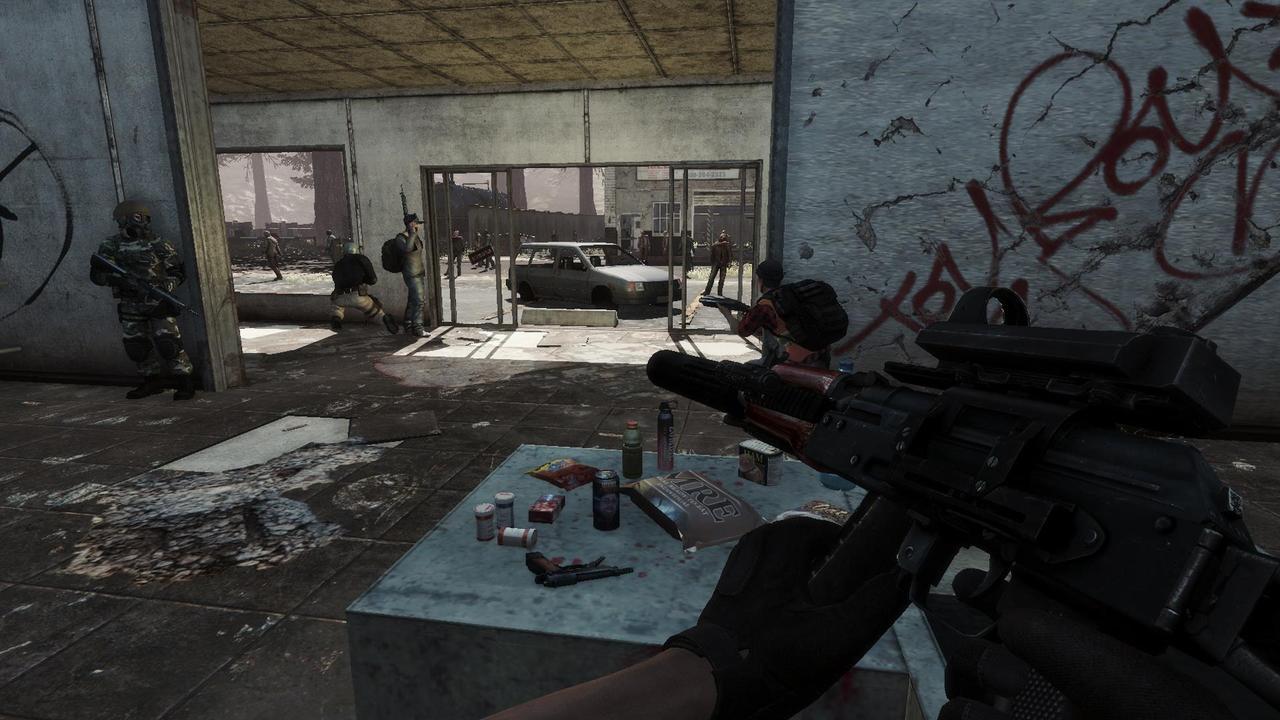 Nové obrázky ze zombie MMO The War Z 68970