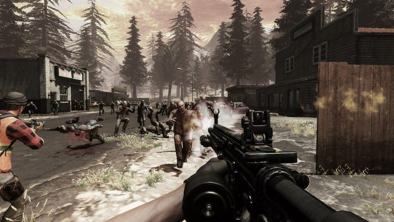 Nové obrázky ze zombie MMO The War Z 68971