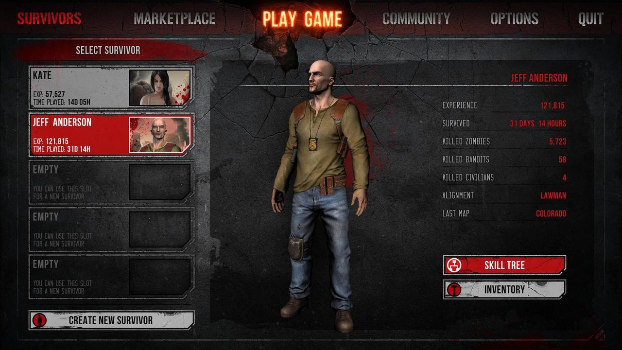 Nové obrázky ze zombie MMO The War Z 68972
