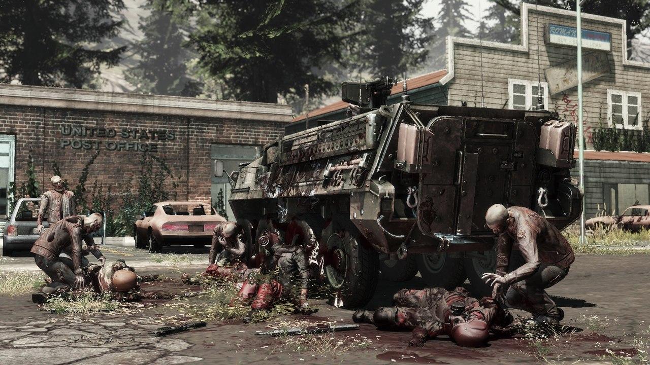 Nové obrázky ze zombie MMO The War Z 68973