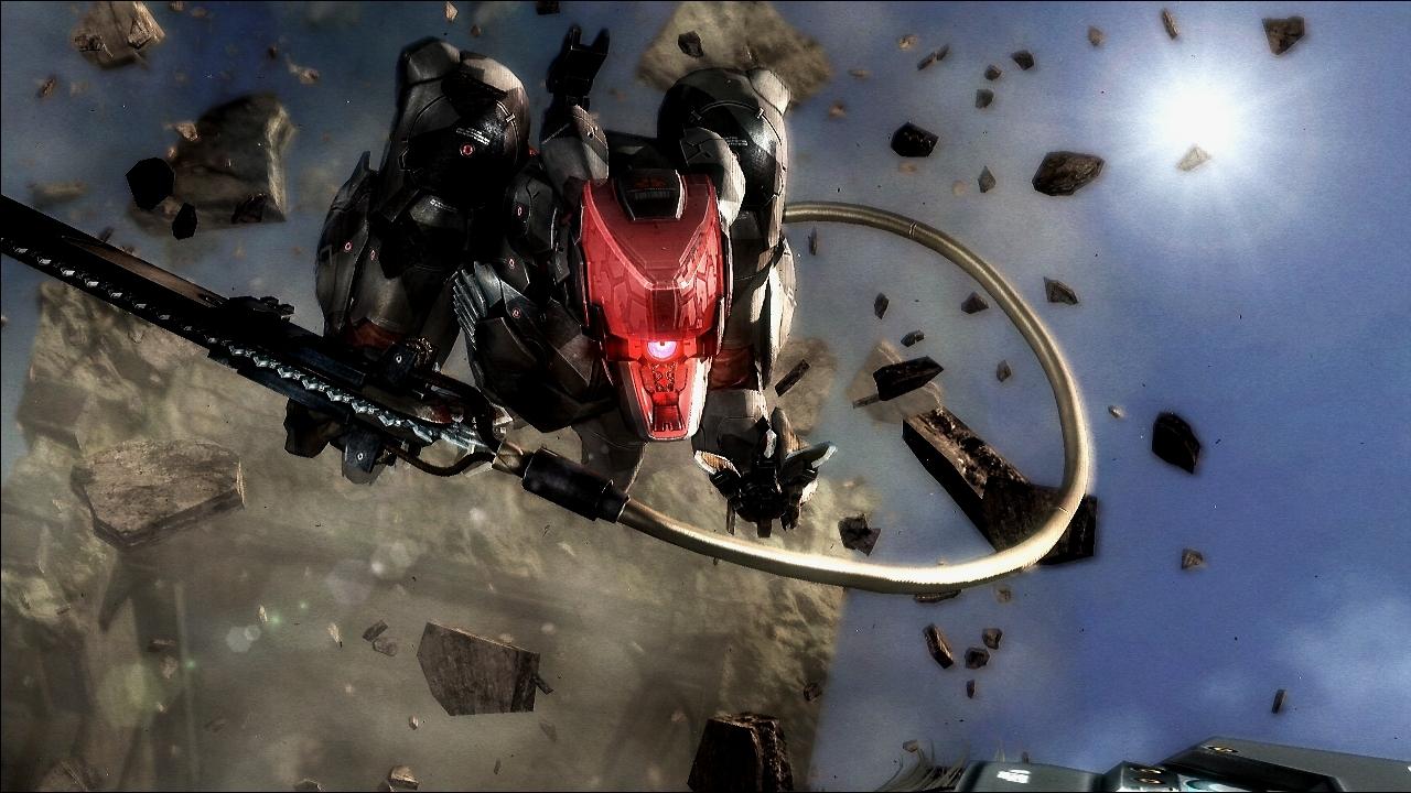 Metal Gear Rising s datem vydání a novým videem 69004