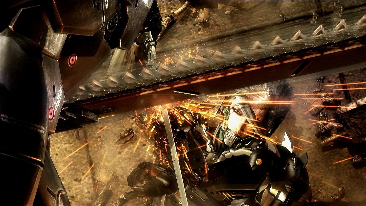 Metal Gear Rising s datem vydání a novým videem 69006