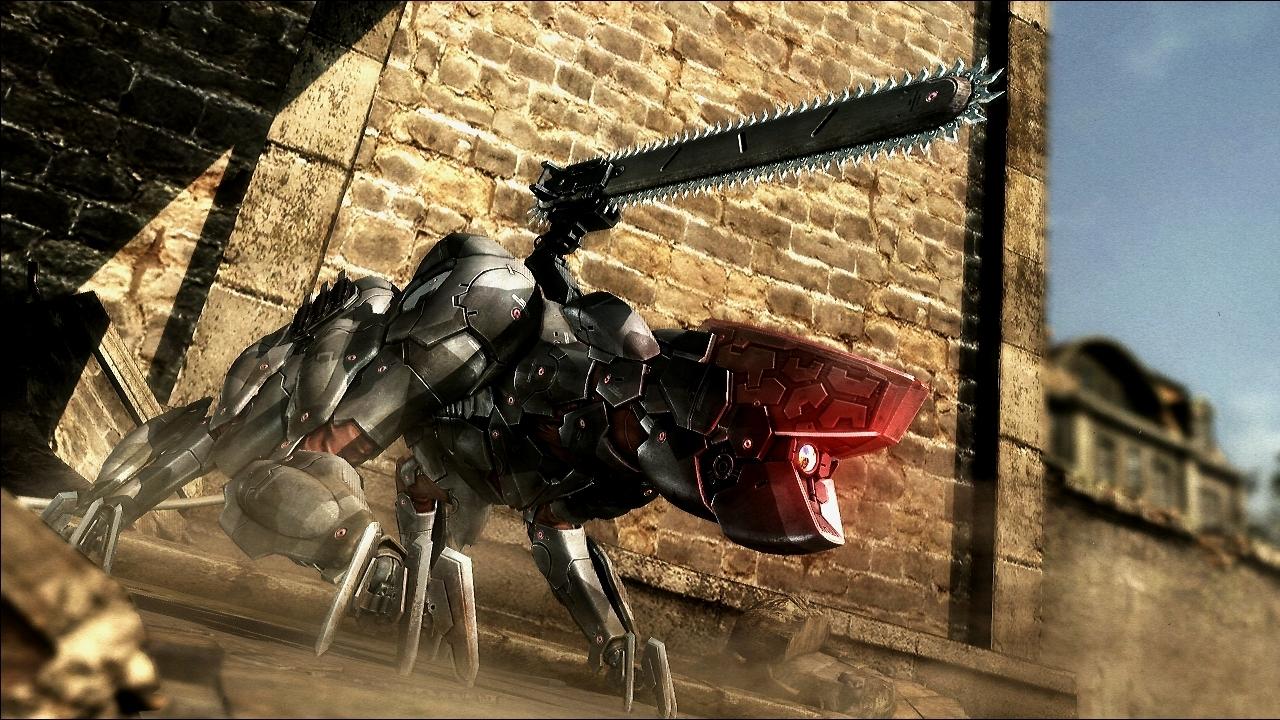 Metal Gear Rising s datem vydání a novým videem 69007
