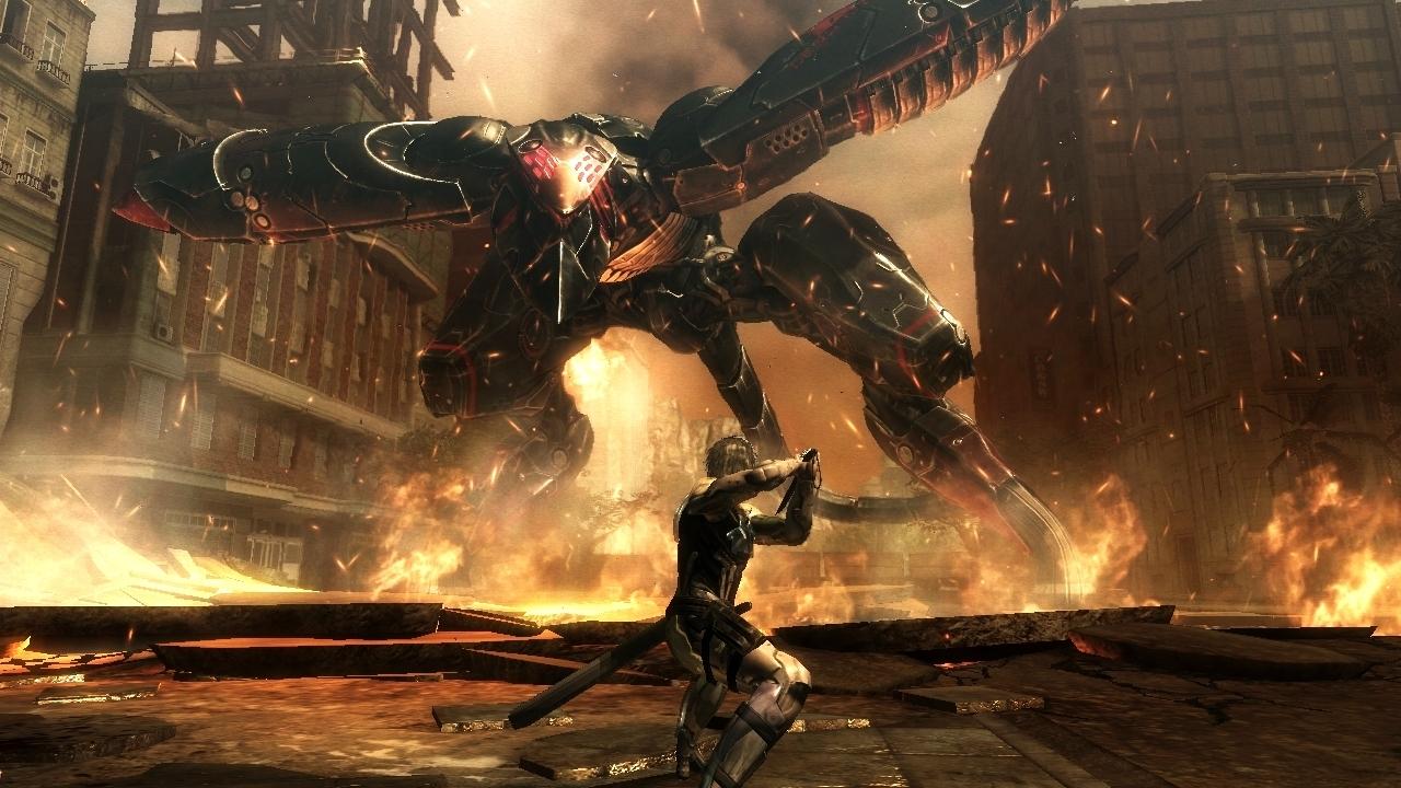 Metal Gear Rising s datem vydání a novým videem 69008