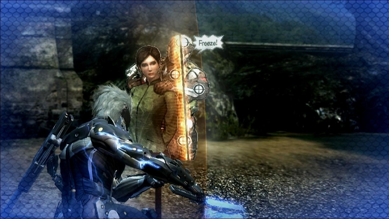 Metal Gear Rising s datem vydání a novým videem 69009