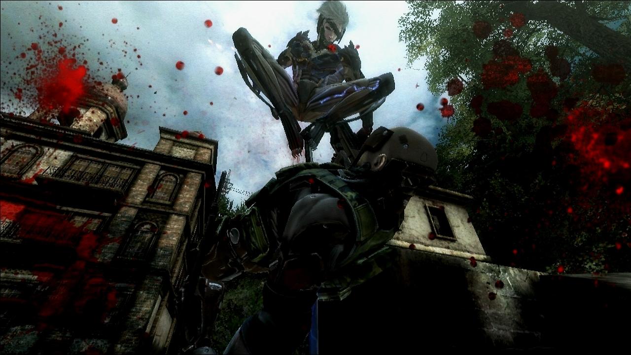Metal Gear Rising s datem vydání a novým videem 69010