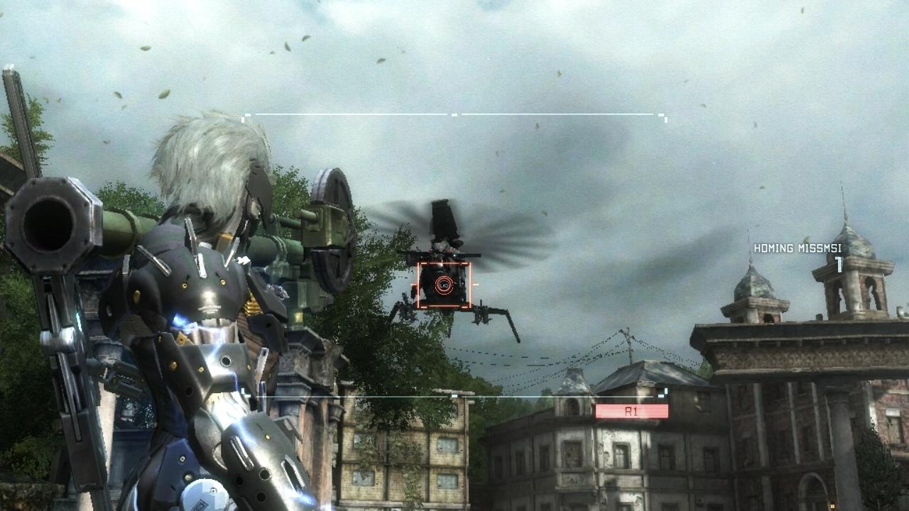 Metal Gear Rising s datem vydání a novým videem 69011