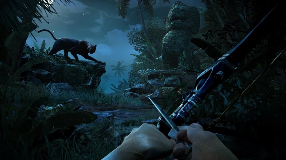 Lov pantera v tropické akci Far Cry 3 69028