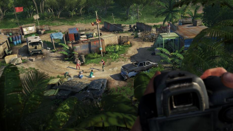 Lov pantera v tropické akci Far Cry 3 69029