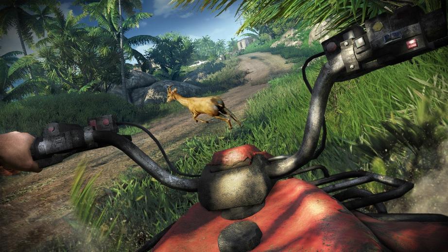 Lov pantera v tropické akci Far Cry 3 69030