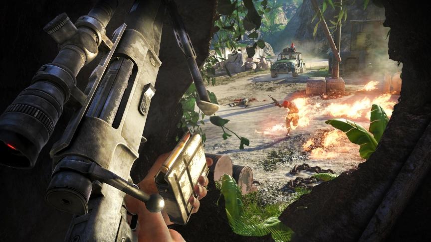 Lov pantera v tropické akci Far Cry 3 69031