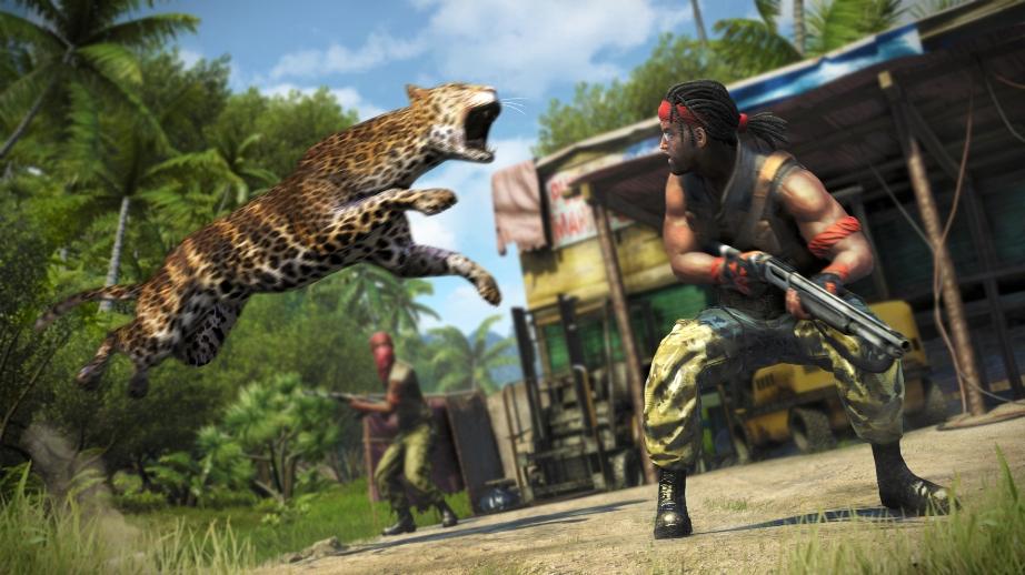 Lov pantera v tropické akci Far Cry 3 69032
