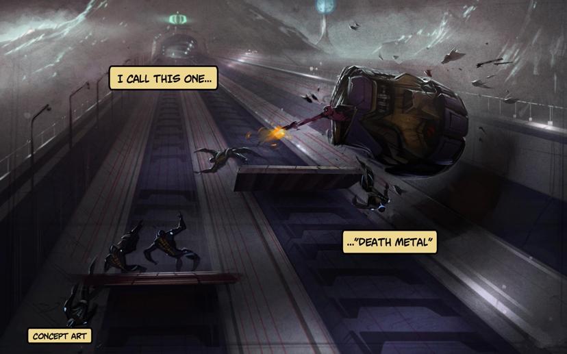 První obrázky a artworky z Deadpool 69039