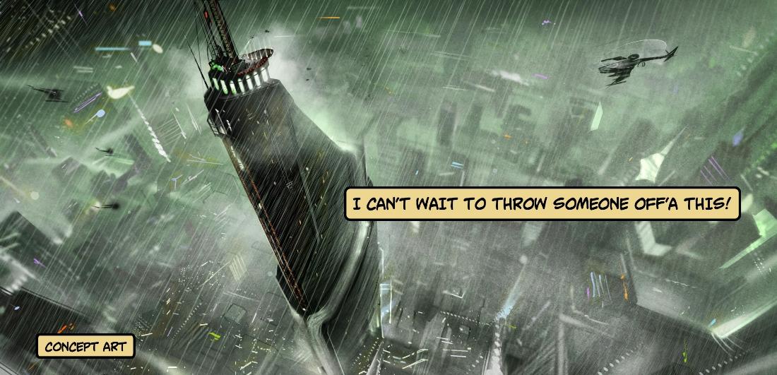 První obrázky a artworky z Deadpool 69040