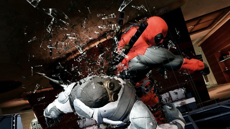 První obrázky a artworky z Deadpool 69043