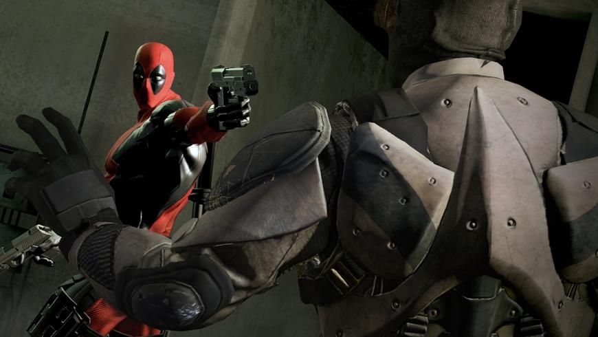 První obrázky a artworky z Deadpool 69044