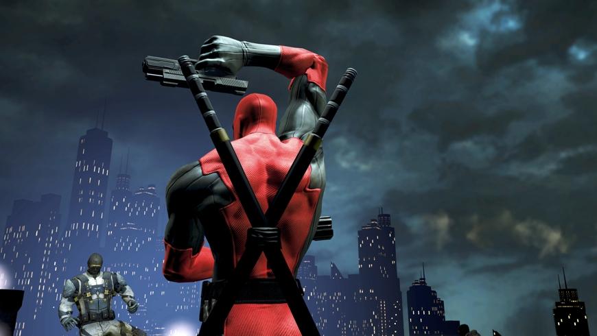 První obrázky a artworky z Deadpool 69045