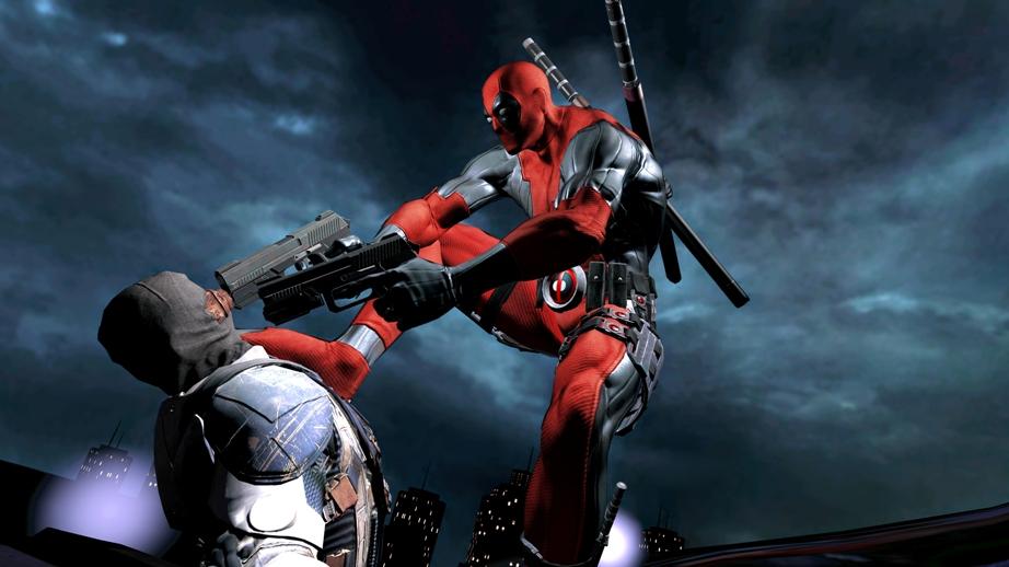 První obrázky a artworky z Deadpool 69046