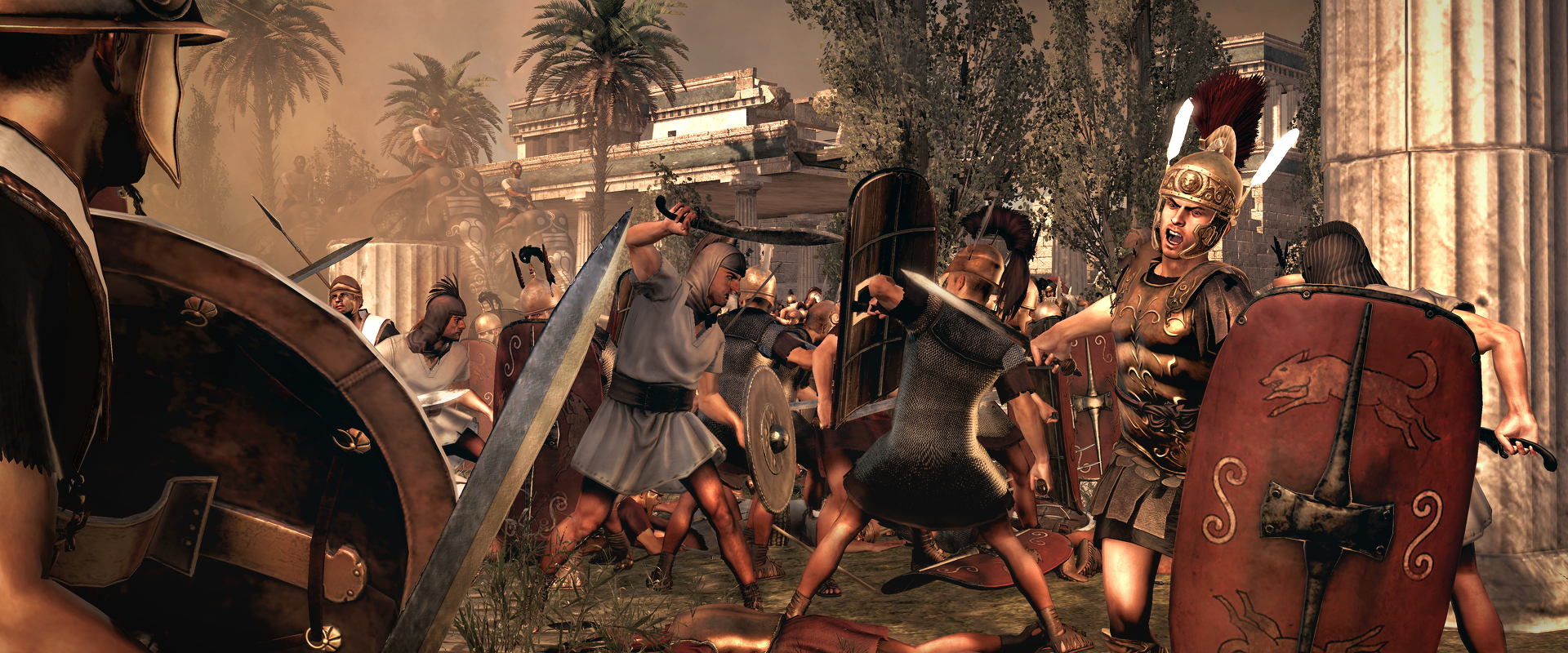 Útok na pevnost v galerii Total War: Rome 2 69048