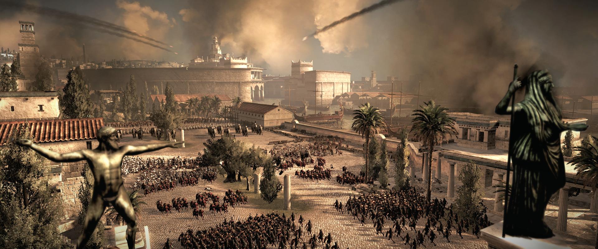 Útok na pevnost v galerii Total War: Rome 2 69049