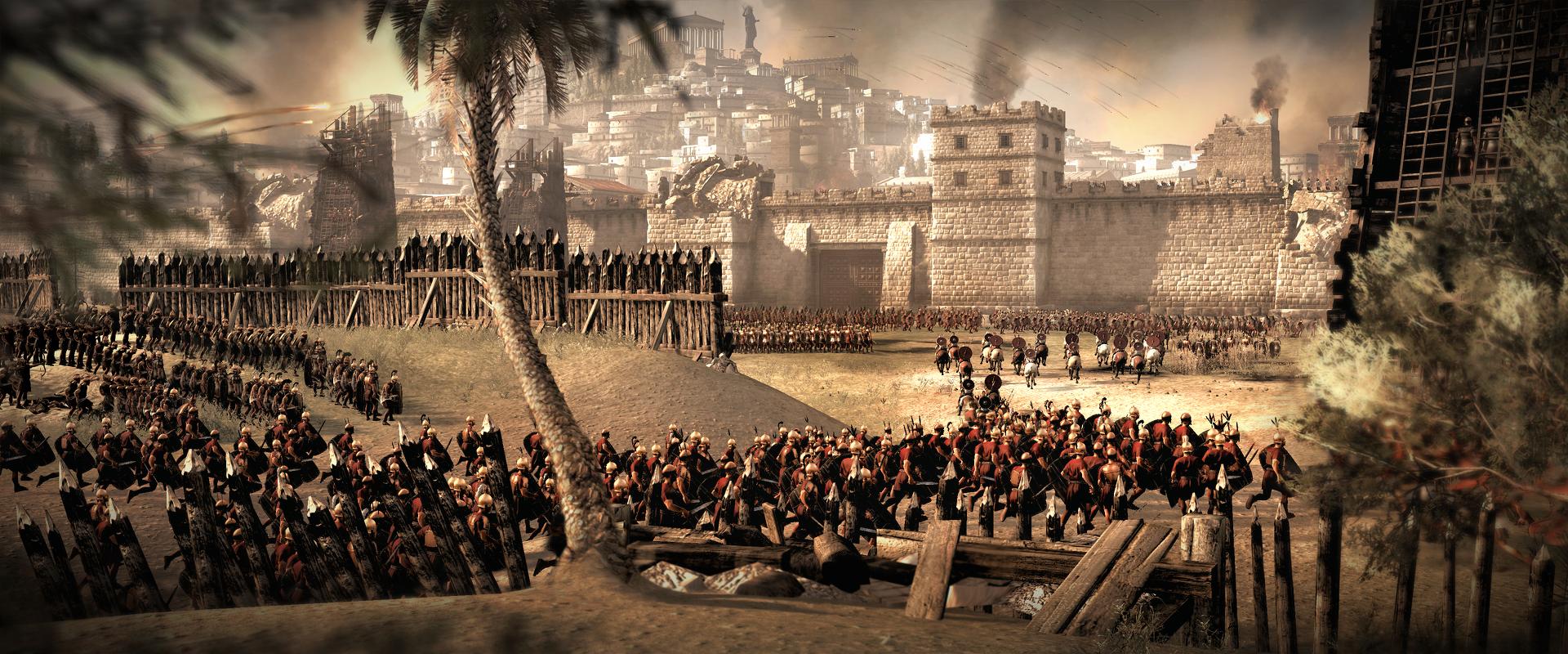 Útok na pevnost v galerii Total War: Rome 2 69050