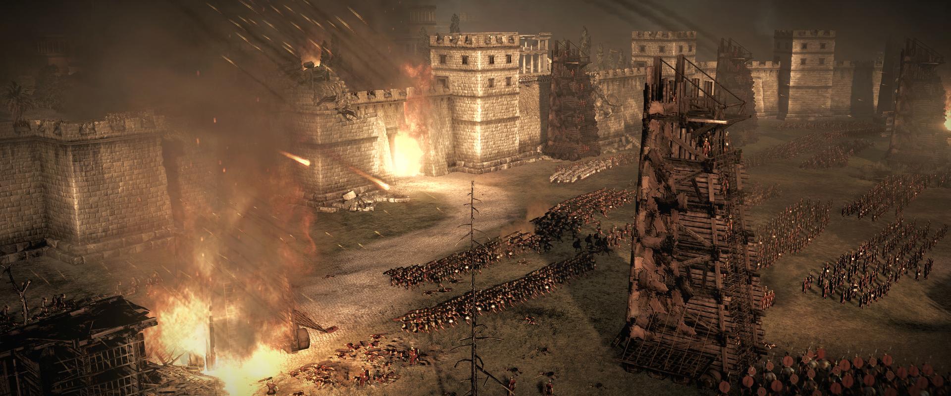 Útok na pevnost v galerii Total War: Rome 2 69051