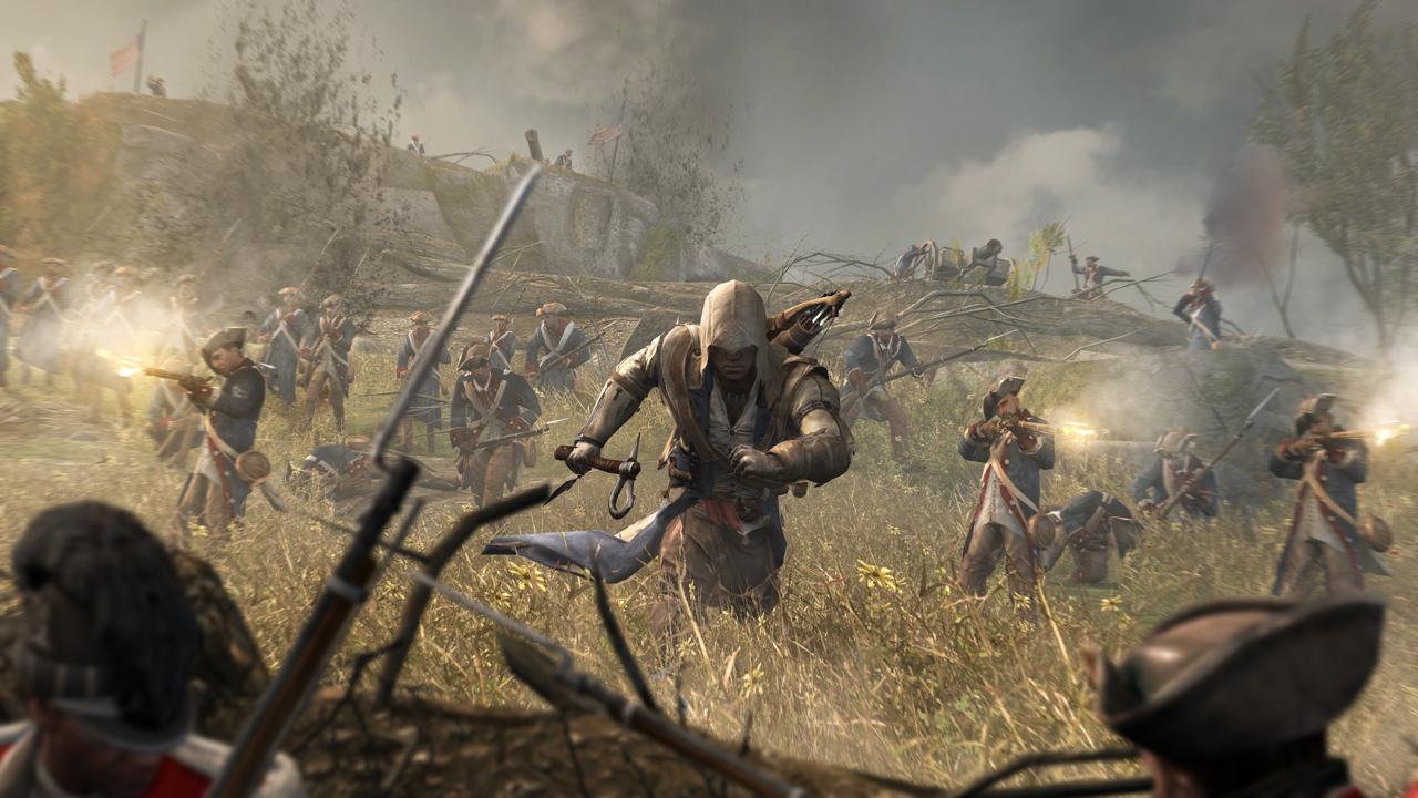 Nové obrázky z Assassin's Creed 3 69059