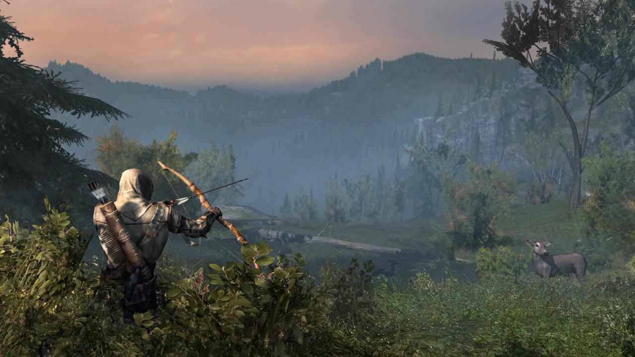 Nové obrázky z Assassin's Creed 3 69061