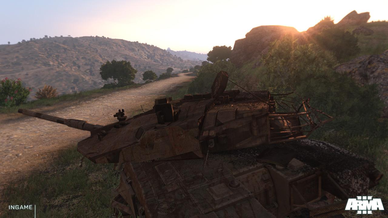 Arma 3 posílá pozdrav z Gamescomu prostřednictvím nových screenů 69087