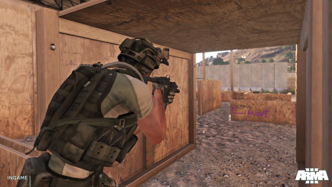 Arma 3 posílá pozdrav z Gamescomu prostřednictvím nových screenů 69088