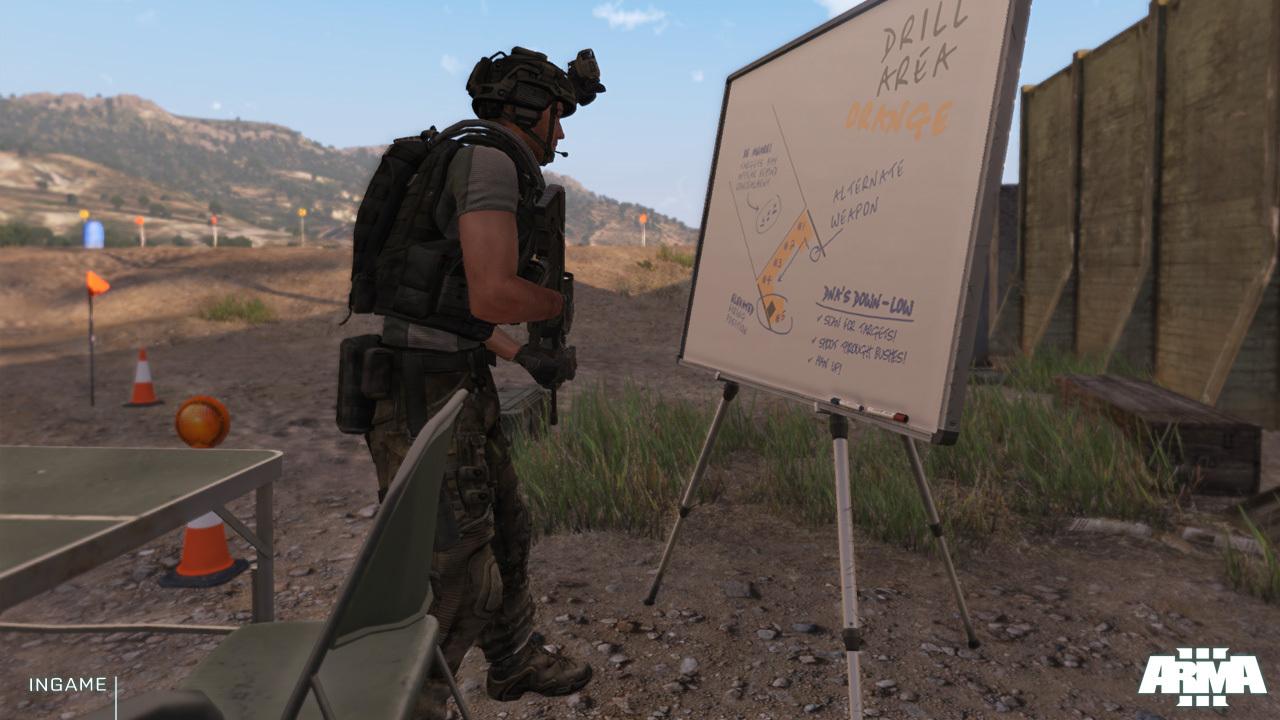 Arma 3 posílá pozdrav z Gamescomu prostřednictvím nových screenů 69089