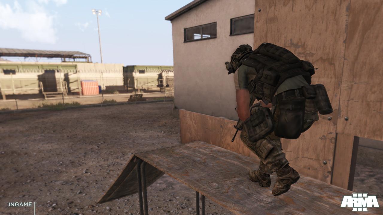 Arma 3 posílá pozdrav z Gamescomu prostřednictvím nových screenů 69090